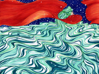 Wave by OldSophie