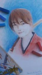 Kenshin (Satoh Takeru) by MaryKaoru
