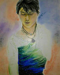 Yuzuru Hanyu by MaryKaoru