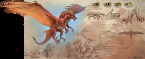 Arrogath Character Sheet by KatePfeilschiefter