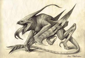 Nighthawkish by KatePfeilschiefter