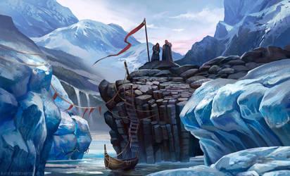 Glacier Post by KatePfeilschiefter