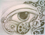 Steampunk eye by PhilDiehl