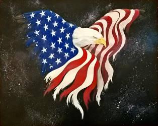 American eagle by PhilDiehl