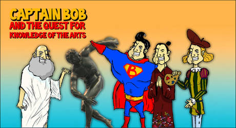 The Heroes of Captain Bob by PizzaLuigi