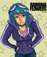 Ramona Flowers by Bokuchan