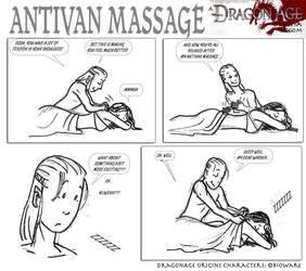 DAO: Antivan Massage by SoniaCarreras