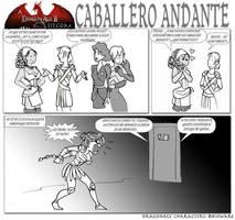DA2: Caballero Andante by SoniaCarreras