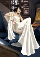 ME: Leya Shepard by SoniaCarreras