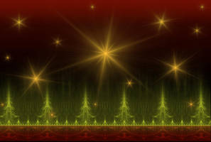 Christmas Night by Araen