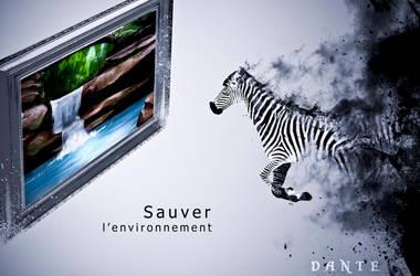 sauver l'environnement by radomarco