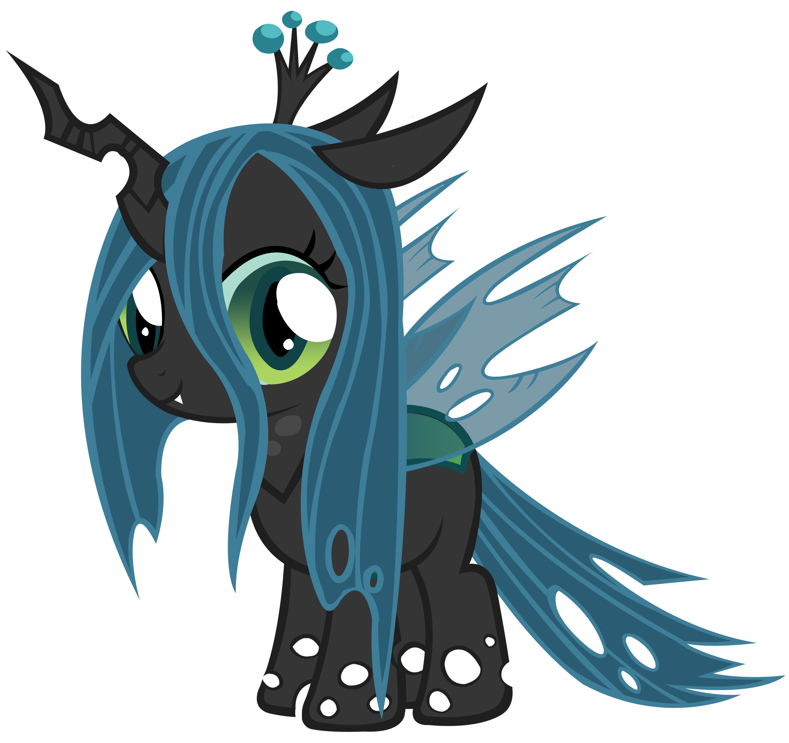 Young Chrysalis by purplefairy456