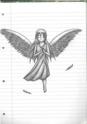 Angel by udiszabi