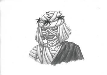 Rurouni Kenshin Shishio by udiszabi
