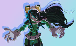 tsuyu by Superkenomatic