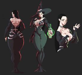 Esmeralda by Superkenomatic