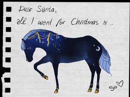 Dear Santa... by Siocain