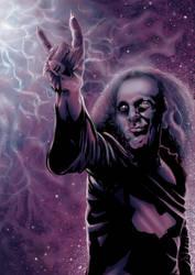 Ronnie James Dio by DimebagDarren