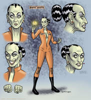 Elmira Stagg color by strickart
