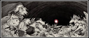 Belly of the Behemoth by strickart
