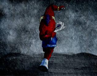 Bullfighter by Kutanra