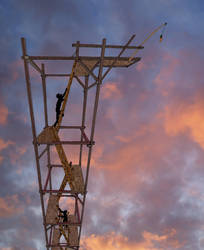 Tower of Climbers by Zabbe1