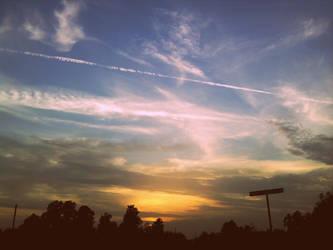 skies above by NaoKiryu