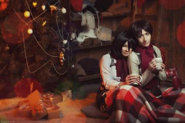 Shingeki no Christmas by Nek0baka
