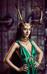 Loki by Nek0baka