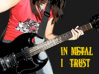 Me and my dear... by DeathMetalBlood