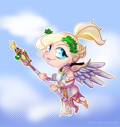 Summer Angel by Firefly-Prix