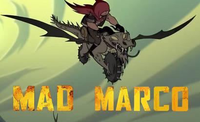 Mad Marco - Fire Road by Gellax
