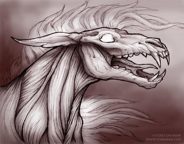 Nightmare VII by synnabar