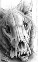Grimmutt for Crowe Basalt by synnabar