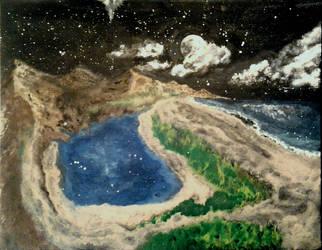 Seraphoen Prima Homeworld by Defiant2Death
