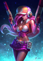 Miss Fortune Arcade Skin by ARTdesk