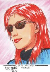 Mary Scketch by wkohama