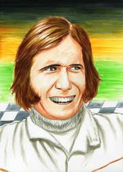002 Emerson Fittipaldi by wkohama