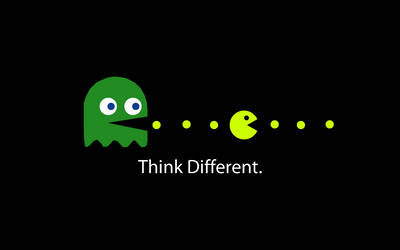 Think Different. by longlong240