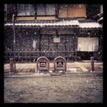 Snow in Japan by longlong240