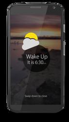 Alarm App Design by longlong240