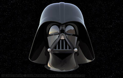 Darth Vader Helmet 03 by Ravendeviant