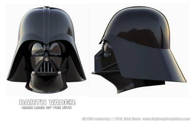 Darth Vader 02 - Schematic by Ravendeviant