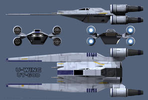 U-Wing Schematics by Ravendeviant