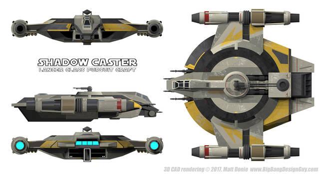 Shadow Caster Schematics by Ravendeviant