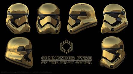Commander Pyre - Helmet Schematics by Ravendeviant