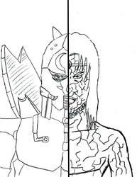 MD Krauser Fan Art by mrsticky005