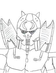 Md Krauser Fan Art 2 by mrsticky005