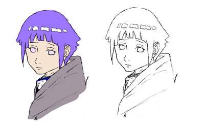 Hinata Fan Art by mrsticky005