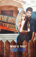 the boy next door {wattpad cover} by xjowey02